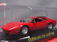 Ferrari Collection 328 GTB 1985 1/43 Scale Box Mini Car Display Diecast vol 44