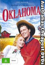 Oklahoma DVD NEW, FREE POSTAGE WITHIN AUSTRALIA REGION ALL