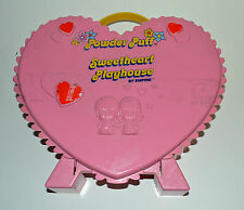 1980 Powder Puff Sweetheart Playhouse Doll Toy Set
