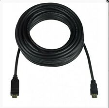 100 ft HDMI Interface Cable with Built-in Equalizer, Male-to-Male