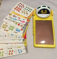 Vintage 1981 Educational Insights ALBERT The Teaching Robot with 51 Cards.