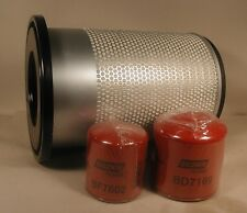 GMC W4500 W5500 ISUZU NPR AIR OIL FUEL FILTER KIT 1998 - 2003