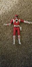 Mighty Morphin Power Rangers flip head Red Ranger figure