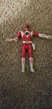 Mighty Morphin Power Rangers flip head Red Ranger figure