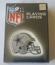 Dallas Cowboys Helmet Football Team Logo NFL Standard Playing Cards Deck