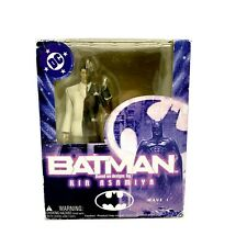 "DC Comics Batman Kia Asamiya Wave 1 Yamato Toys TWO FACE 6"" Action Figure NIP"