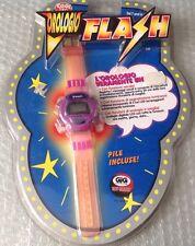 Vintge#90S V-Flash Orologio Watch By Cool Tec Rec.Alarm Speak #Mosc