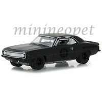 GREENLIGHT 27960 B BLACK BANDIT 1969 CHEVROLET CAMARO Z/28 1/64 DIECAST CAR