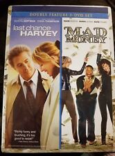 TWO FOR ONE ~ Last Chance Harvey/Mad Money (DVD, 2-Disc Set)   FREE SHIPPING NEW