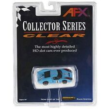 AFX Ford GT40 #1 Miles Collector Series Mega G+ HO Slot Car 21031 Aurora Tomy