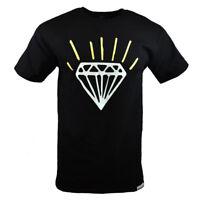 DIAMOND SUPPLY CO Men Tee T Shirt M L XL 2XL Top Skate Fashion S Sleeve NEW