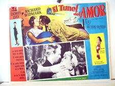 ¡ONLY AVAILABLE 24h.!/ THE TUNNEL OF LOVE/DORIS DAY/1958/OPTIONAL SET/54868/1 ME