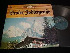TIROLER<>JODLERGRUSSE<>Lp VINYL~Switzerland Pressing~ELITE SPECIAL  SOLP-208