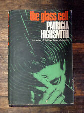 BRT Rare 1965 1st Edition Book - The Glass Cell by Patricia Highsmith
