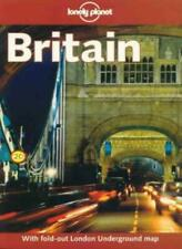 Lonely Planet Britain (3rd ed) By Tom Smallman, Bryn Thomas, Pat Yale