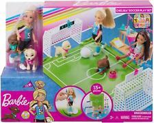Barbie Dreamhouse Adventures 6-inch Chelsea Muñeca Con Fútbol Set de Juego Nuevo