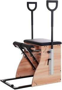 Pro Split Pedal Stability Combo Wunda Pilates Chair with Handles