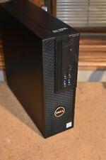 Dell Precision 3420 Workstation Xeon E3-1245 v5 3.5GHz 16GB 256GB SSD Windows 10