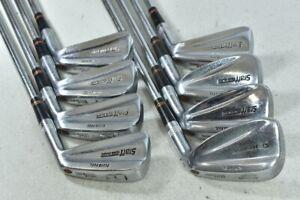 Wilson Staff Tour Blade 3-PW Iron Set Right Dynamic Stiff Flex Steel # 126124