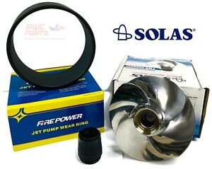 Seadoo GTX 4-TEC SR-CD-12/20 Solas Rotor Usure Bague 2004-2009 185