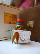 JEAN PATOU 1000 PURE PARFUM 7.5ml Vintage 1970s Velvet Case New Mint Sealed Box