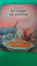 La soupe au potiron by Helen Cooper French New
