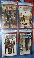 Walking Dead 1 cgc 9.8 Plus 2,3,4 cgc and 5-36!