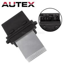 Heater Fan Blower Motor Resistor w/ Climate Control Fit 01-05 Town & Country