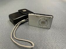 SONY Cybershot 12.1MP DSC-W190 compact digital camera w/ 3x Zoom Lens 35-105mm