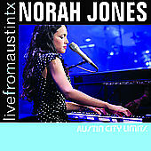 Live from Austin TX [LP] by Norah Jones (Vinyl, Aug-2008, 4 Discs, New West Records, Inc.)