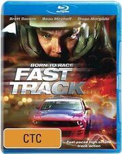 Born to Race: Fast Track NEW B Region Blu Ray