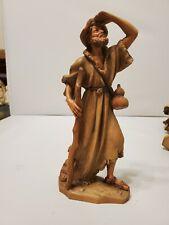 """Anri Bernardi nativity 8"""" Shepherd"""