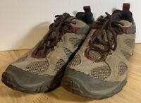 MERRELL Yakota 2 Shoes Womens US Size 7 Brindle Brown Hiking Trail J78638 - Used