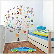 Walplus large alphabet tree decal sticker - BNIB. Ideal for kids rooms