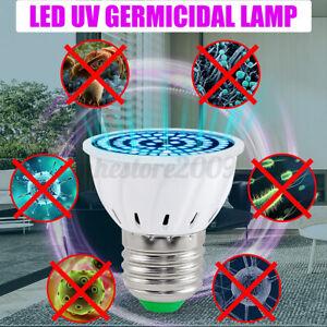 E27 UV Desinfection Lamp E14 LED Sterilizer Lamp MR16 LED UVC Germicidal Bulb