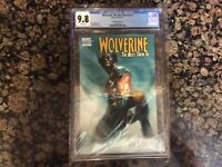 Wolverine The Best There Is #1 CGC 9.8 (2011) RARE Dell'Otto Variant - CGC 9.8