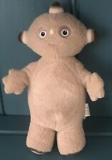 En THE NIGHT GARDEN Makka Pakka Musical De Peluche de Juguete 9""