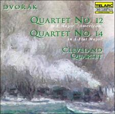 Dvorak: Quartets Nos. 12 & 14 (CD, Dec-1991, Telarc Distribution)