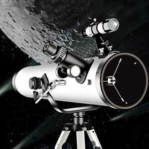 Telescope Astronomic Professional HD Photo Night Vision Stargazing Moon Nebula