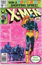 Uncanny X-Men #138 Cyclops Leaves