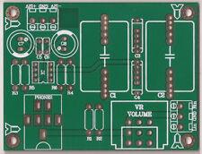 Musical Stereo Headphone Amplifier PCB based on GRADO RA-1 Circuit Dual Channel