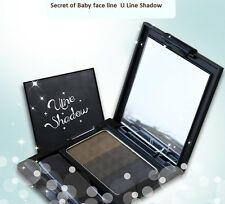 SD Hair U Line Miracle Shadow MINI Secret Of Baby Face Line Unisex Multi Use