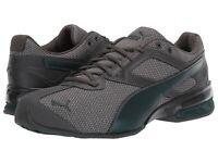 Men's Shoes PUMA TAZON 6 ZAG Run Train Sneakers 192489-03 DARK SHADOW / PINE