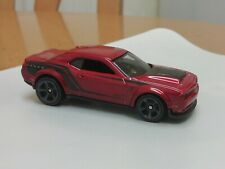 Hot wheels '18 DODGE CHALLENGER SRT DEMON new without package 2019