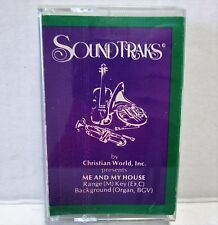 Christian World Soundtraks ME AND MY HOUSE Tim Sheppard 1982 Medium Range