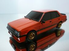 80 COLLECTION MITSUBISHI LANCER TURBO GSR - RED 1:43 RARE - EXCELLENT - 14