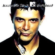 Alejandro Sanz MTV unplugged (2001) [CD]