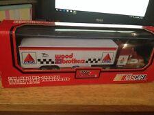 1993 Morgan Shepherd Wood Brothers NASCAR Team Transporter (New in Box)
