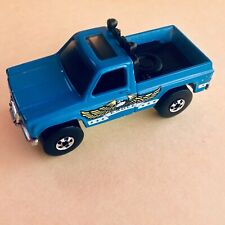 1977 Hot Wheels Bywayman Eagle Blue Pick Up  Truck Minty 1 Owner