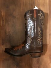 lucchese mens boots